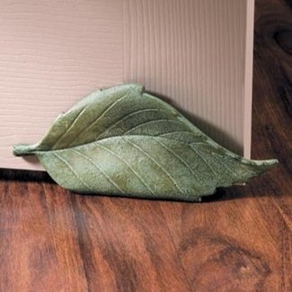 Decorative floor door stoppers
