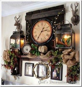 Deer Wall Clocks Foter