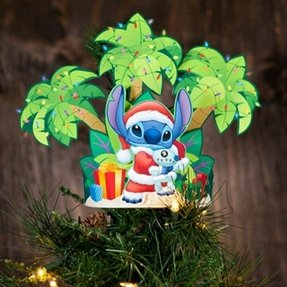 Disney Tree Toppers Ideas On Foter If video games are your only nerdy love, then this mario star tree topper should be the perfect addition to your tree. disney tree toppers ideas on foter