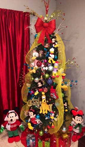 disney tinkerbell christmas tree topper - Disney Christmas Tree Topper