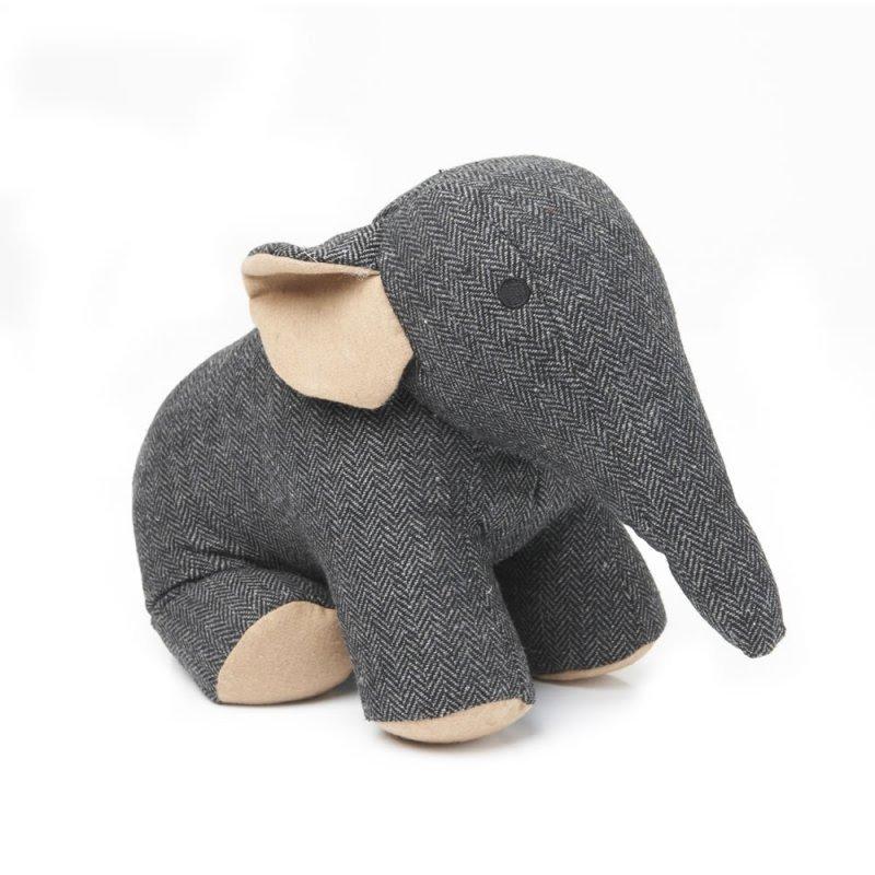 Beau Elephant Door Stop