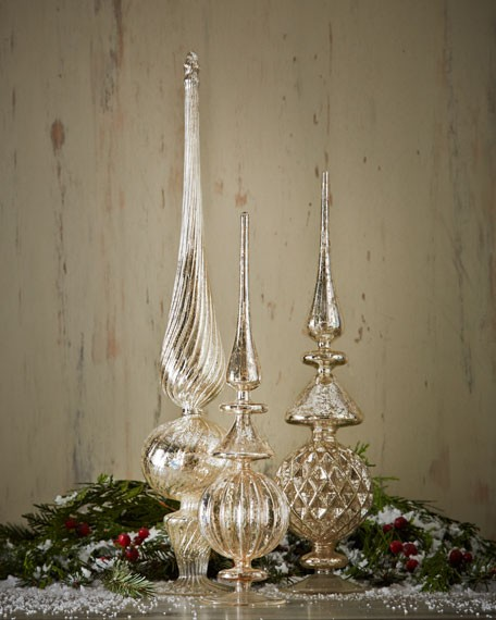 Finial tree toppers 1