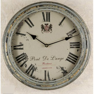 French wall clocks 1