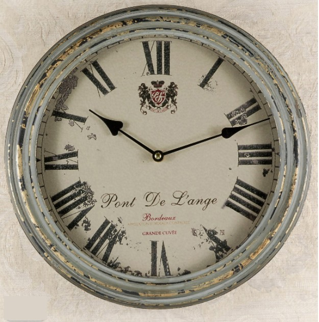 French Wall Clocks 1