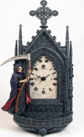 Gothic wall clock 3