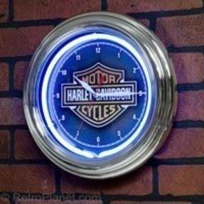 Harley Davidson Wall Clocks Foter