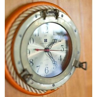 How to make a driftwood clock