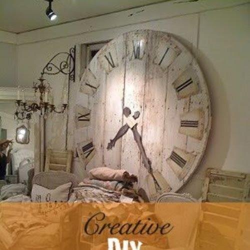 Large Decorative Wall Clocks
