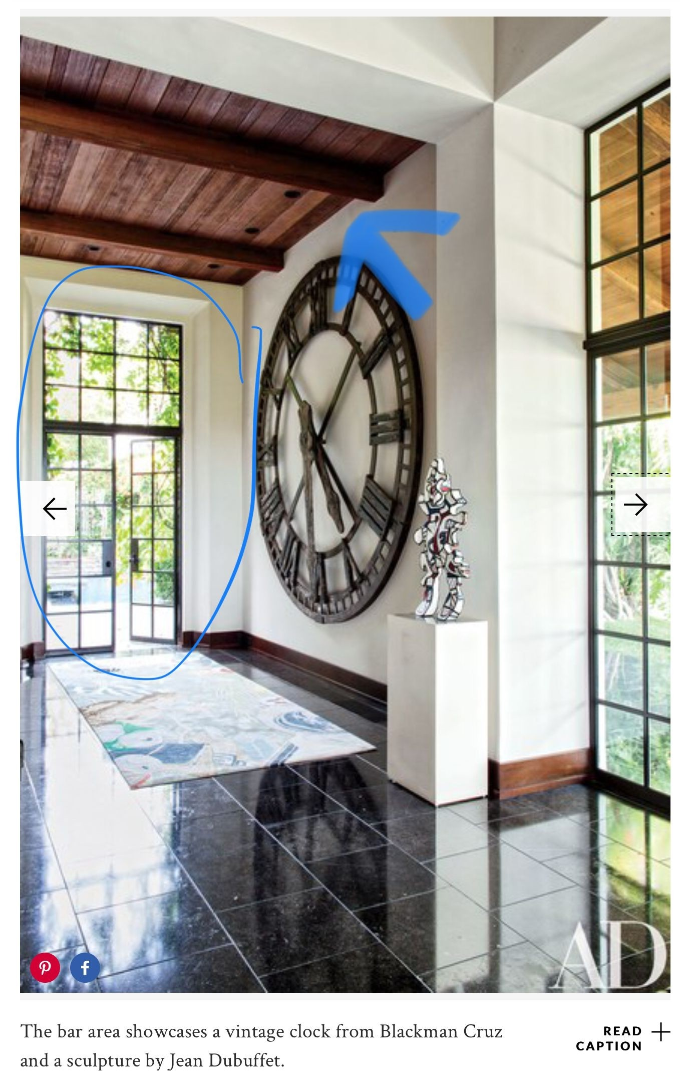 Large wall clocks contemporary