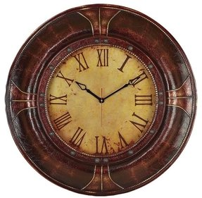 Leather Wall Clocks Foter