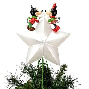 mickey christmas tree topper - Mickey Mouse Christmas Tree Topper