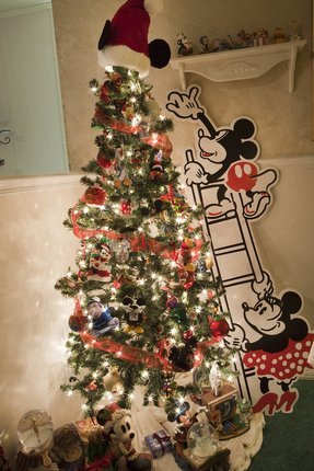 minnie mouse tree topper - Mickey Mouse Christmas Tree Topper