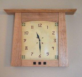 Mission Wall Clocks Foter