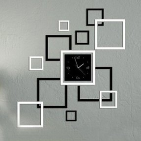 Modern kitchen clocks