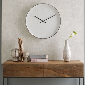 Mr White Wall Clock 2