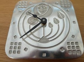Pewter Wall Clocks Foter