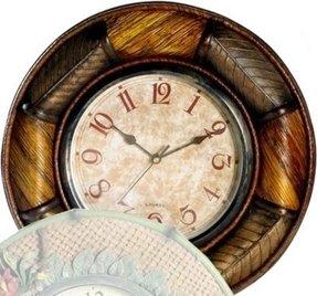 Rattan Wall Clocks Foter