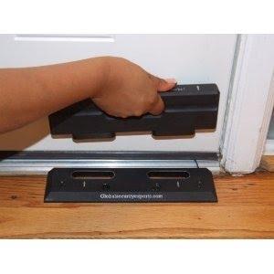 Security door brace door brace stops home invasions burglars the  sc 1 st  Foter & Security Door Stop - Foter