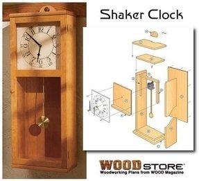 Shaker Wall Clocks Ideas On Foter