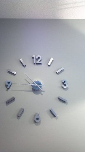 stainless steel kitchen clocks  Stainless Steel Wall Clocks - Foter