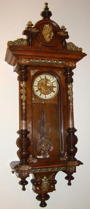 Victorian Wall Clocks Foter