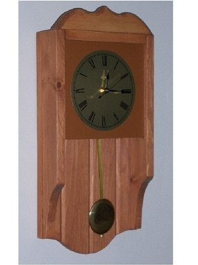 Pine Wall Clocks Ideas On Foter