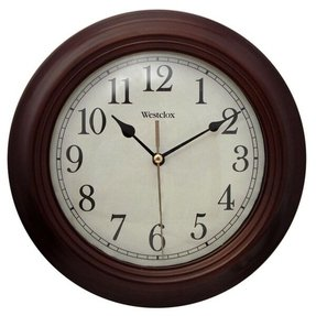 Westclox electric wall clock 2