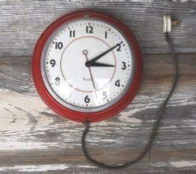 Surprising Westclox Wall Clocks Ideas On Foter Home Interior And Landscaping Synyenasavecom