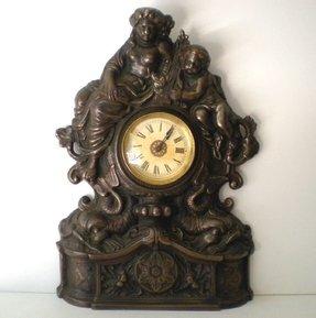 Cast Iron Wall Clocks Ideas On Foter
