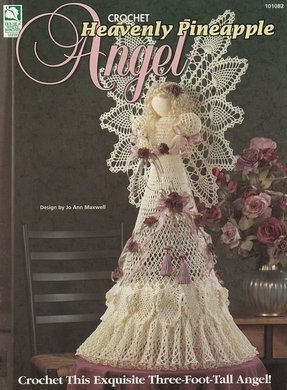 Wow the ultimate xmas angel free pattern ravelry heavenly pineapple