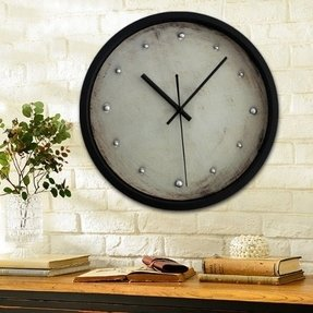 Art Deco Wall Clock Foter