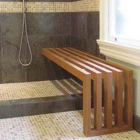Teak Shower Benches Foter