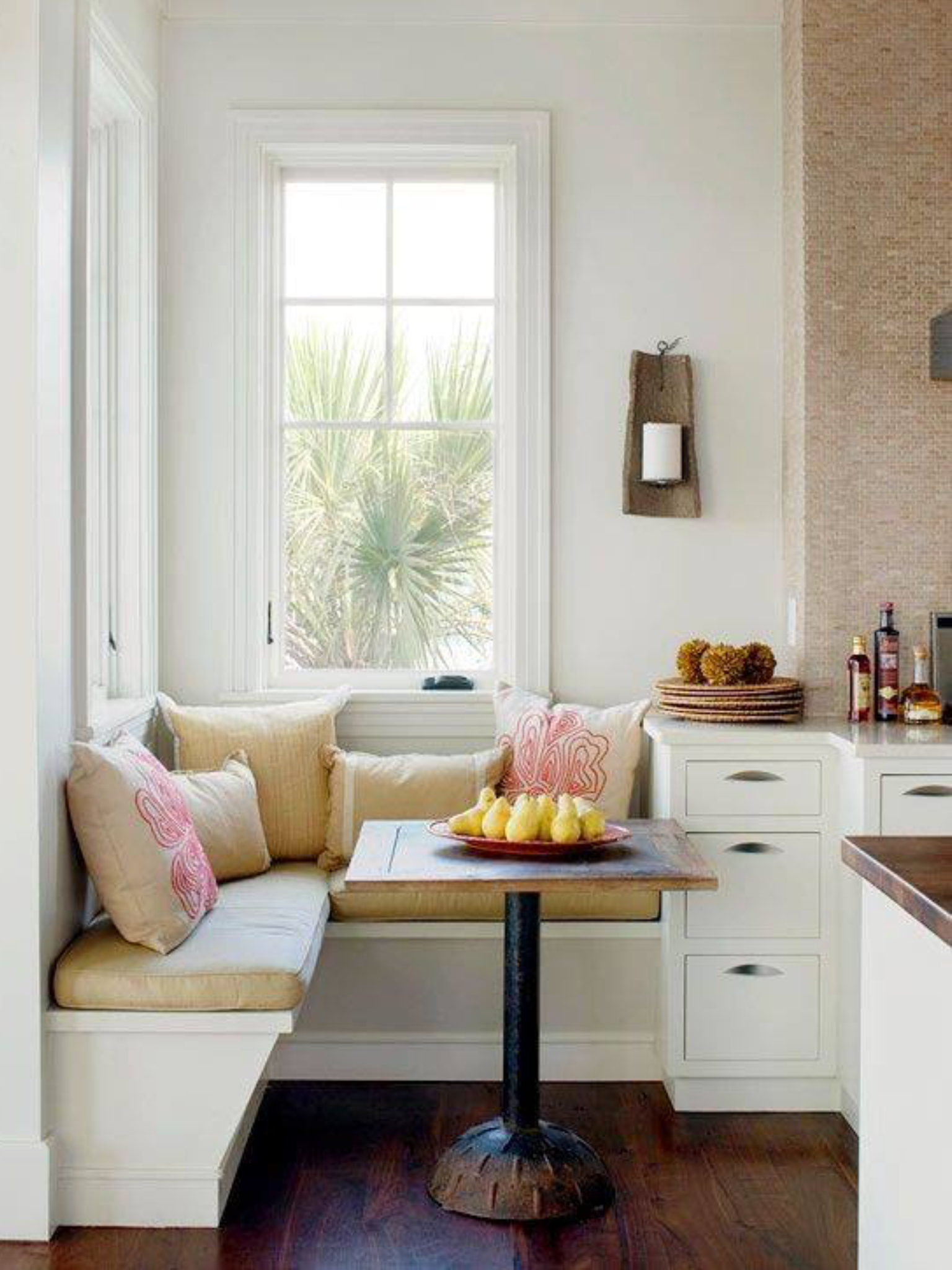 Marvelous Breakfast Nook Corner Bench