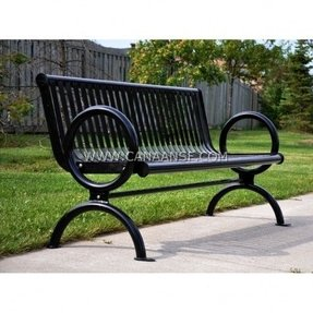 Commercial outdoor benches 2