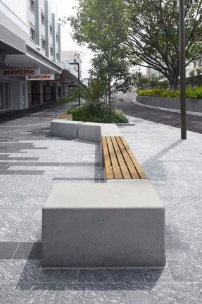 Commercial outdoor benches 3