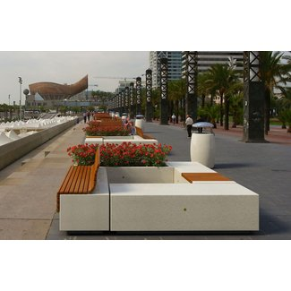Concrete Park Benches Ideas On Foter