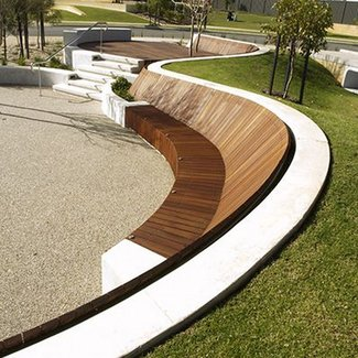 Enjoyable Curved Benches Outdoor Ideas On Foter Ibusinesslaw Wood Chair Design Ideas Ibusinesslaworg