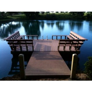 Dock benches 1