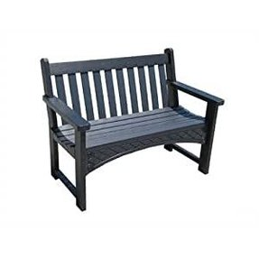 Eagle one heritage plastic garden bench
