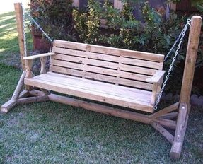 Glider Benches Ideas On Foter