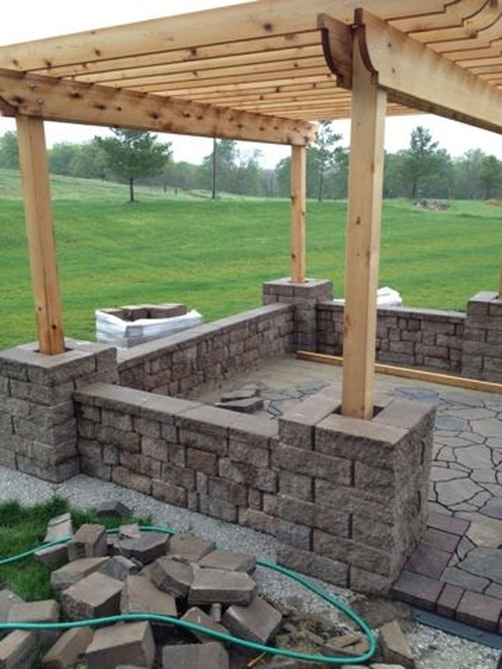 Ideas For Outdoor Walls