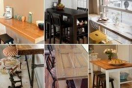 Good Kitchen Bar Tables