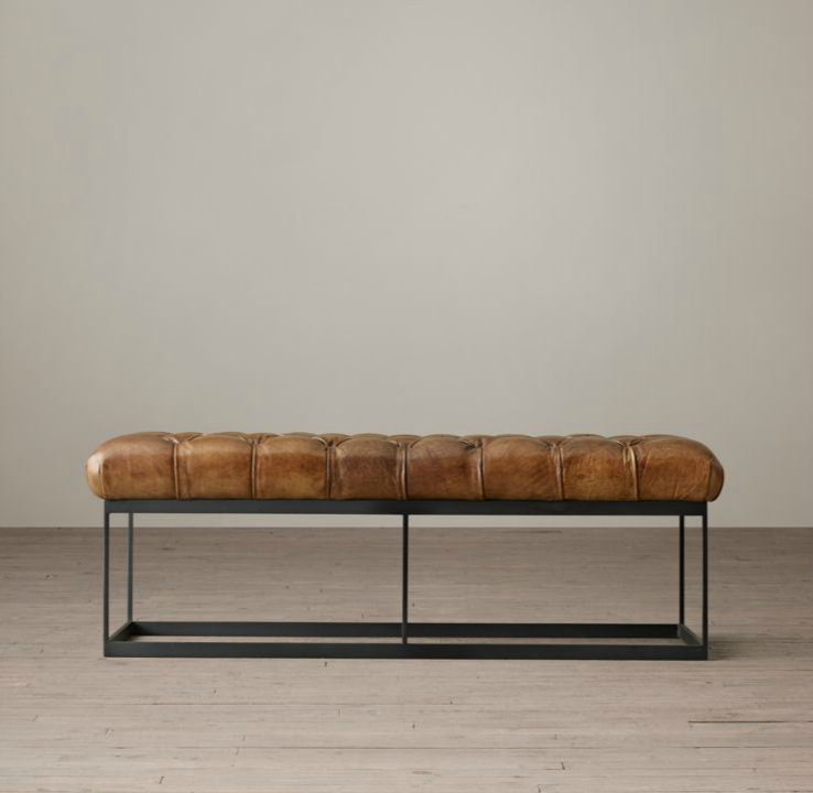 Merveilleux Leather Dining Bench With Back   Ideas On Foter