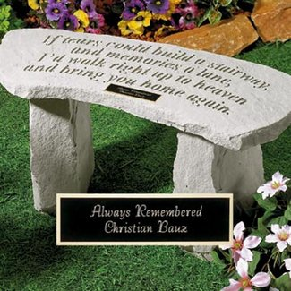 Memorial Garden Benches Ideas On Foter
