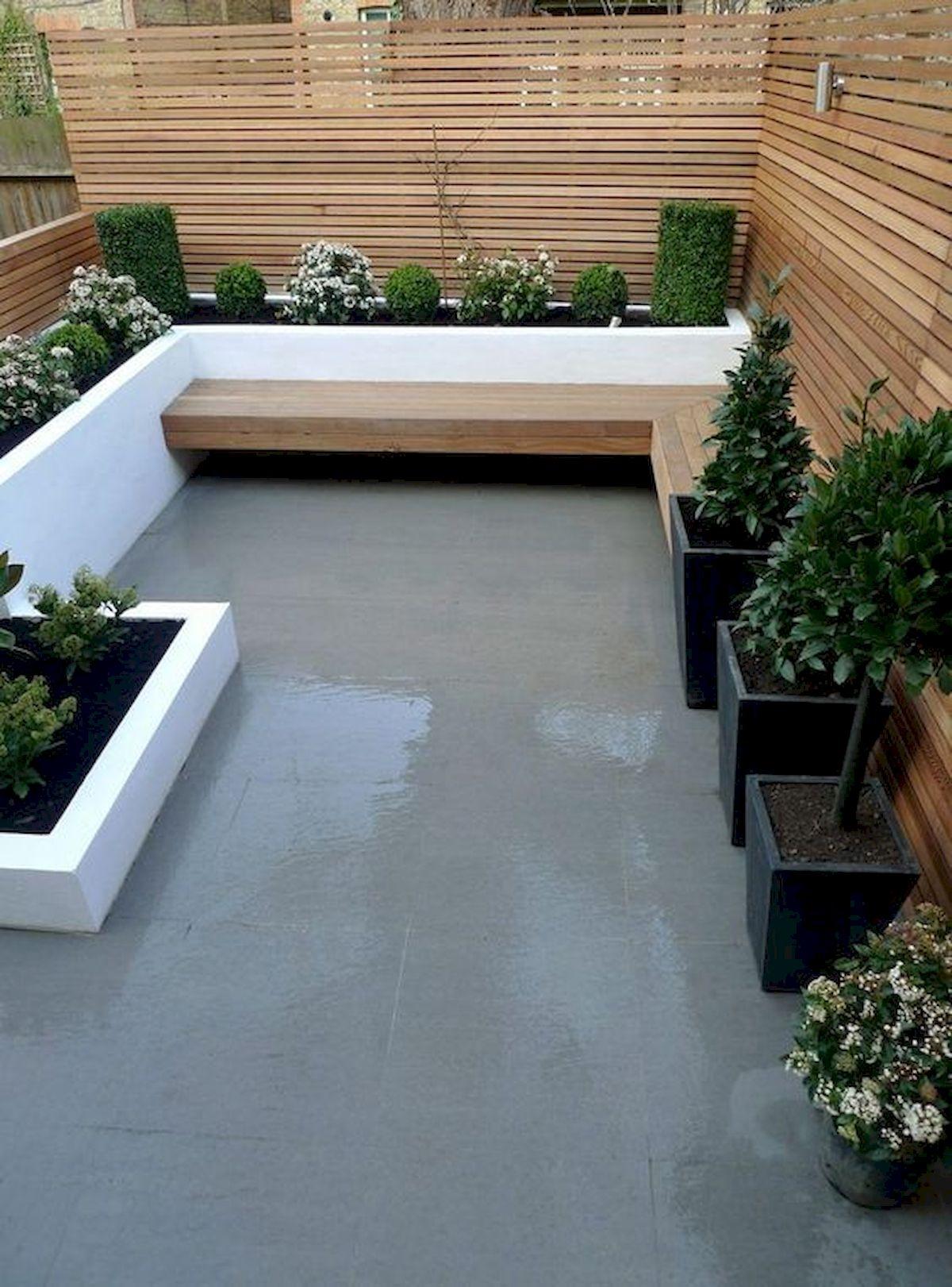 Modern Garden Benches 2