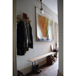 Narrow Hallway Bench Seat