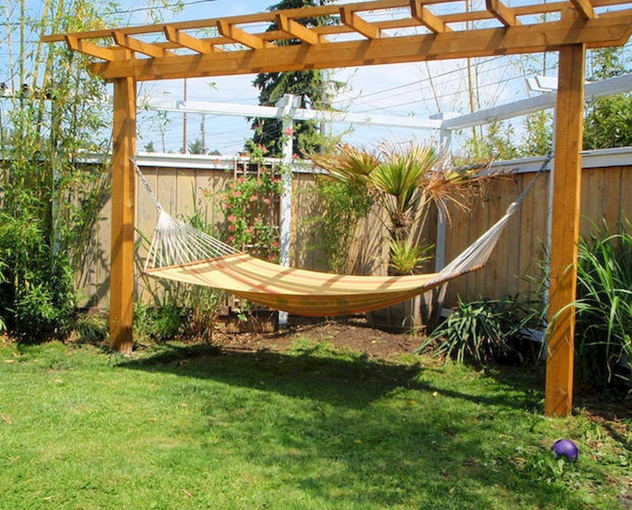 Great Patio Hammock Stands 2