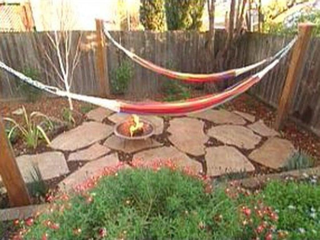 Captivating Patio Hammock Stands