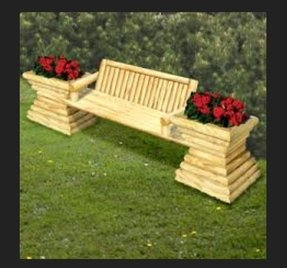 Outdoor Planter Bench Planter benches foter planter benches 1 workwithnaturefo