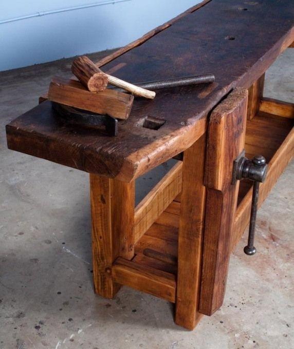 Portable Workshop Table